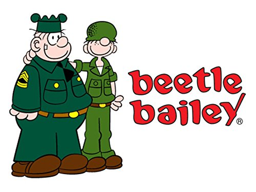 Beetle Bailey - Season 1