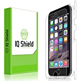 "IQ Shield LiQuidSkin - Apple iPhone 6 Full Body Skin Protector 4.7"" (Front & Back) with Lifetime Replacement Warranty - High Definition (HD) Ultra Clear Smart Film - Premium Protective Screen Guard - Extremely Smooth / Self-Healing / Bubble-Free Shield - Frustration-Free Retail Packaging"