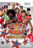 echange, troc Ready To Rumble: Revolution (Wii) [Import anglais]