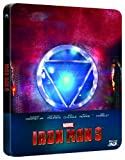 Iron Man 3 (Steelbook Limited Edition) Blu-Ray 3D