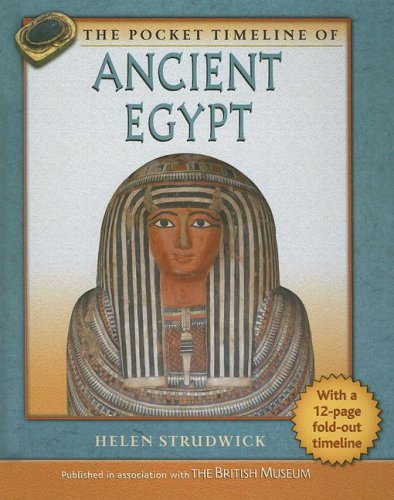 The Pocket Timeline of Ancient Egypt, Helen Strudwick