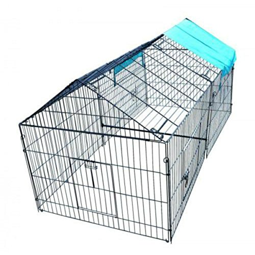 Pet Playpen Chicken Pens Rabbit Enclosure Crate Exercise Pen (Chicken Houses And Pens compare prices)