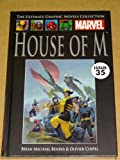 Brian Michael Bendis House of M (Ultimate Marvel Graphic Novel Collection issue 35)