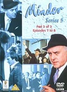 Minder: Series 5 - Part 3 Of 3 [DVD] [1979]