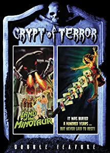 Crypt of Terror: Land of the Minotaur/Terror [Import]