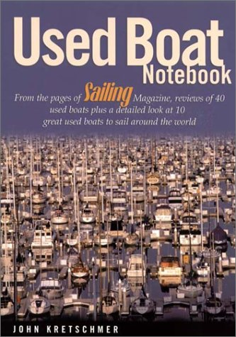Used Boat Notebook: From the Pages of Sailing