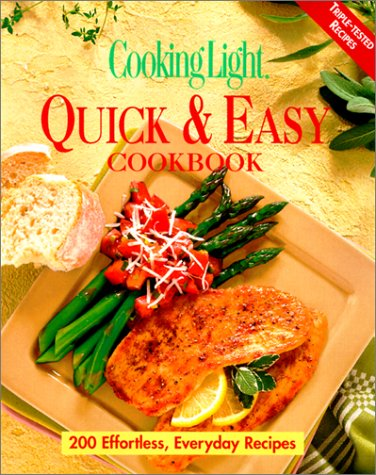 Cooking Light Quick & Easy Cookbook