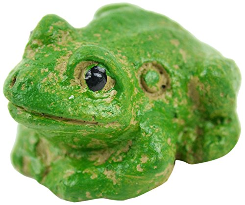 Touch Of Nature 1-Piece Miniature Garden Resin Frog, 1-Inch (Miniature Resin Frog compare prices)