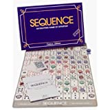 Jax Sequence - Exciting Game of Strategy - Deluxe Edition (Color: Blue, Tamaño: 1 Pack)