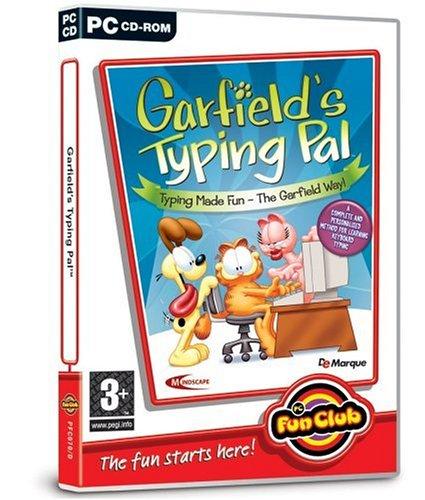 PC Fun Club: Garfields Typing Pal (PC), PC