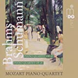 Piano Quartet op. 25 & Piano Quartet op. 47