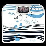 New Mechanical White Bathroom Scales Home Body Weighing Bath Scale Shopmonk