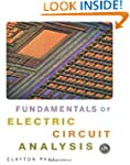 Fundamentals of Electric Circuit Anal...