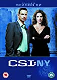 echange, troc CSI: Crime Scene Investigation - New York - Complete - Season 2 [Import anglais]