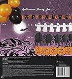 HAAC Happy Halloween Deko Set mit 4 verschiedene Girlanden...