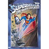 Superman 4: Quest for Peace [DVD] [1987] [Region 1] [US Import] [NTSC]by Christopher Reeve