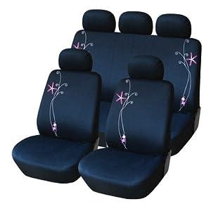 Ototop Oriental Flower 98002 Ladies Car Seat Cover