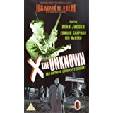 X The Unknown [VHS] [1956]by Dean Jagger