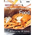 The Nation's Favourite Food (Cookery)