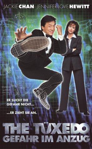 The Tuxedo - Gefahr im Anzug [VHS]