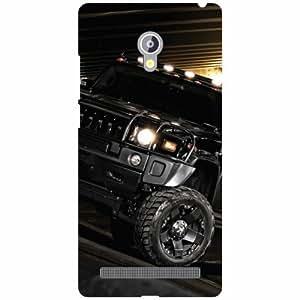 Asus Zenfone 6 A601CG Back Cover - Big Car Designer Cases