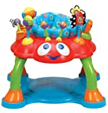 Kolcraft Wonderbug Activity Center, Bugging Around