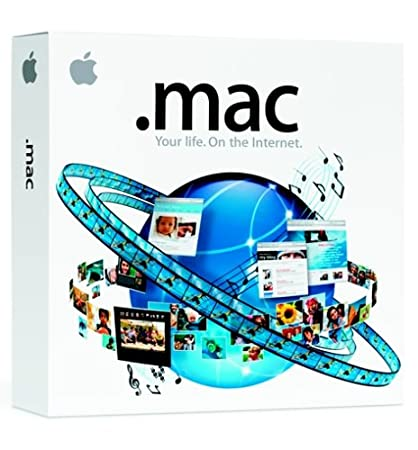 Apple .Mac 4.0 Online Service (Mac) [DISCONTINUED PRODUCT/SERVICE]