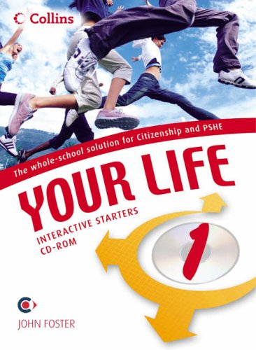 Your Life, Interactive Starters: Year 7 PDF