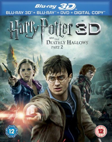 Harry Potter And The Deathly Hallows Part 2 (Blu-ray