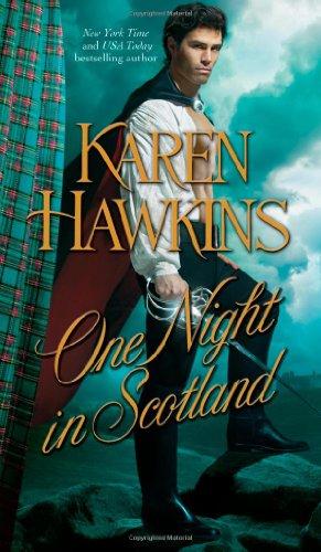 One Night in Scotland (Hurst Amulet)