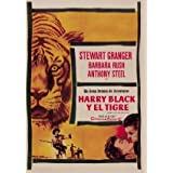 Harry Black et le Tigre / Harry Black and the Tiger ( Harry Black ) ( Harry Black & the Tiger ) [ Origine Espagnole, Sans Langue Francaise ]par Stewart Granger