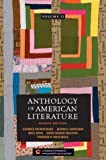 img - for Anthology of American Literature, Vol. 2 book / textbook / text book