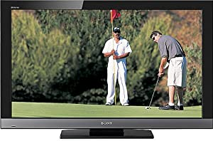 Sony BRAVIA EX 400 Series 40-Inch LCD TV, Black (2010 Model)