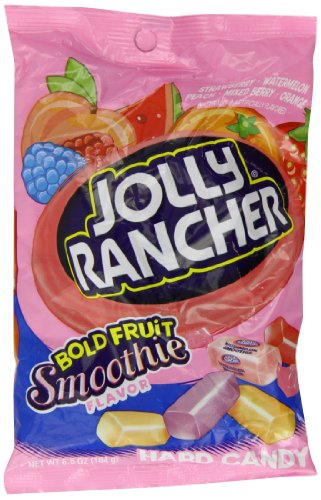 Jolly Rancher Bold Fruit Smoothie 184 g (Pack of 3)