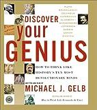 Discover Your Genius, CD