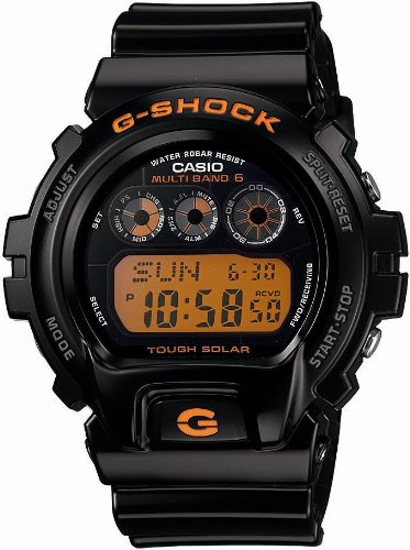 Casio G-Shock Tough Solar radio clock MULTIBAND 6 GW-6900B-1JF Men's watch Japan import
