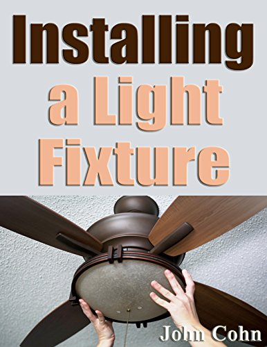 Installing A Light Fixture back-155175