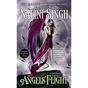 Angels' Flight (Berkley Sensation)