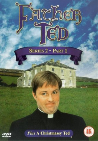 Father Ted - Series 2 - Part 1 [DVD] [1995]