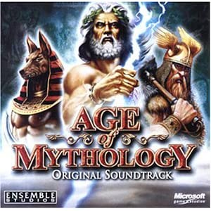 Age of Mythology Soundtrack - Stephan Rippy & Kevin McMullan (2002)