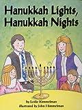 Hanukkah Lights, Hanukkah Nights Board Book