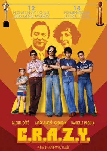 C.R.A.Z.Y. [DVD] [Import]