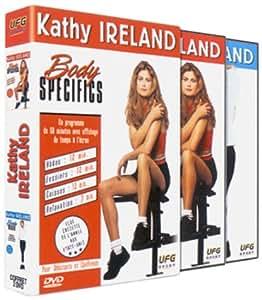 Coffret Kathy Ireland 2 DVD : Body Specifics / Body Reach