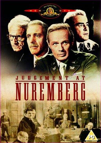 Judgment At Nuremberg / Нюрнбергский процесс (Суд в Нюрнберге) (1961)