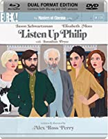 Listen up Philip (2013) [Masters of Cinema] Dual Format (Blu-ray & DVD)