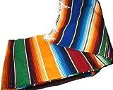 amazon com large authentic mexican serape saltillo