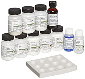 Innovating Science Forensic Chemistry of Unknown Substances Lab Kit