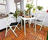 Table de balcon,