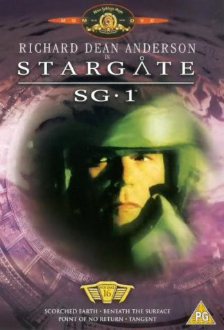 Stargate S.G - 1: Season  4 (Vol. 16) [DVD] [1998]