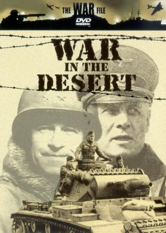 The War File: War In The Desert [DVD]